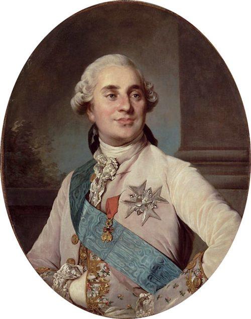 Λουδοβίκος ΙΣΤ (1754 - 1793)