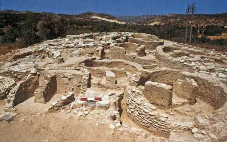 Νεολιθικά ευρήματα στη Λάρισα...