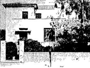 Το στοιχειωμένο σπίτι της Λεωφόρου Κηφισίας...