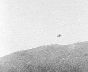Επίσημη ανακοίνωση εμφάνισης ιπτάμενου δίσκου...
