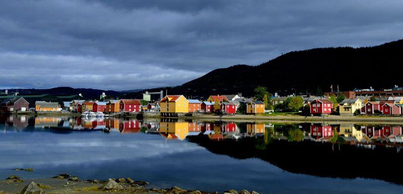 Μέσγεν, Νορβηγία