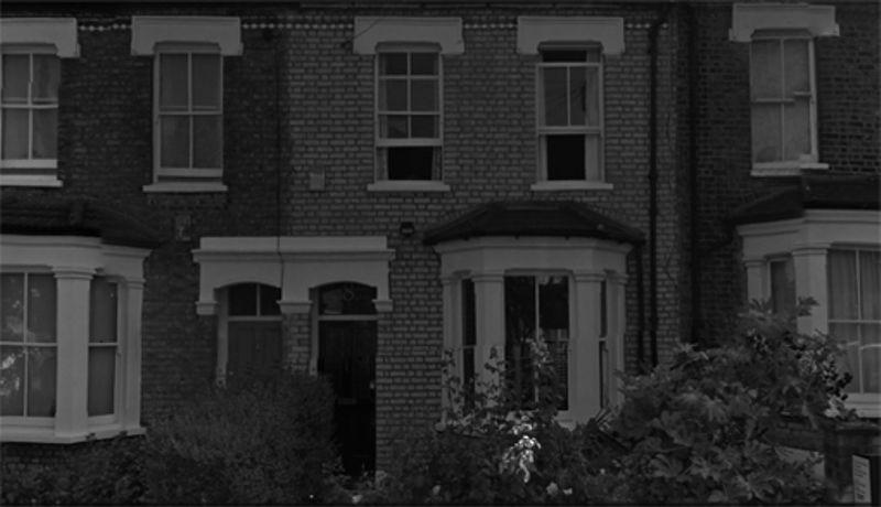 Το σπίτι της οικογένειας Χίτσινς