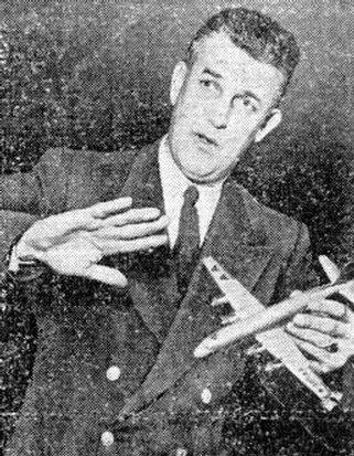 Ο Κυβερνήτης του DC-6, Πήτερ Κίλιαν