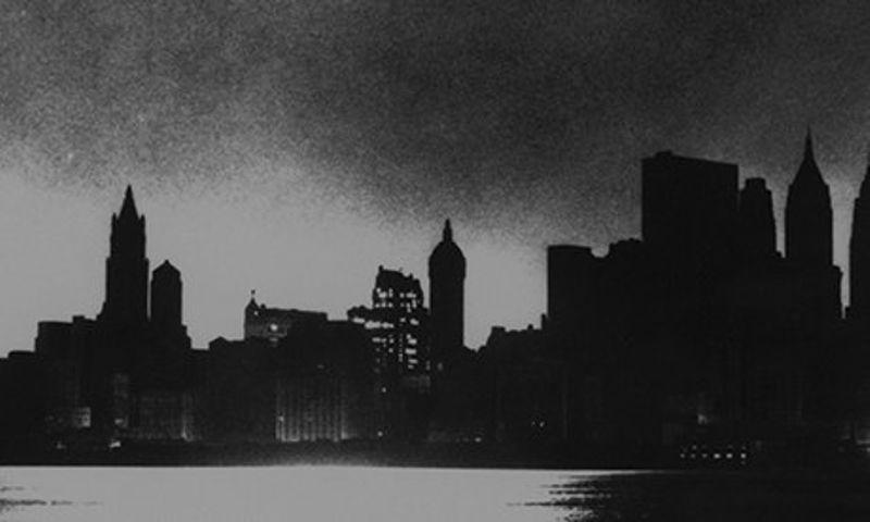 Η Νέα Υόρκη, στις 9 Νοεμβρίου του 1965, κατά τη διάρκεια του μπλακ-άουτ