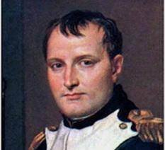 Ναπολέων Βοναπάρτης (15/08/1769 - 05/05/1821)
