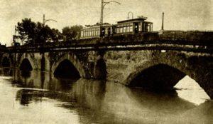 Η γέφυρα Μιλβία, δεκαετία 1930