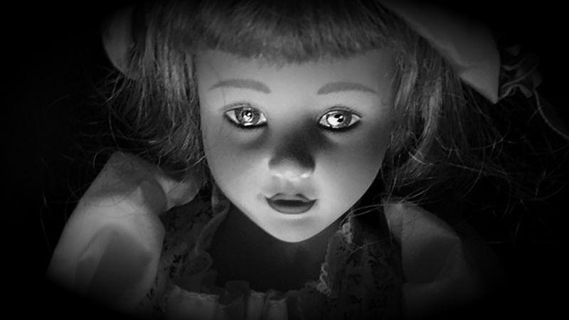 Η σατανική κούκλα…