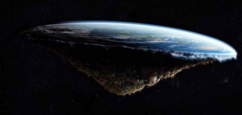 Η θεωρία της επίπεδης Γης…