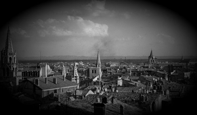 Αβινιόν, Γαλλία, 1954