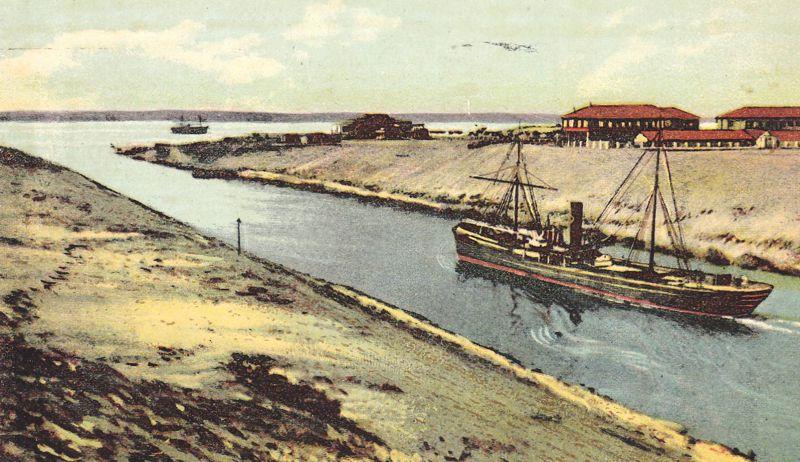 Το παρασκήνιο της κατασκευής της Διώρυγας του Σουέζ…