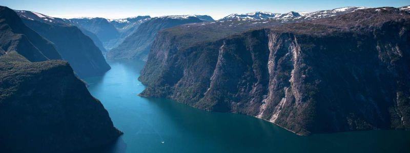Καταδίωξη Αγνώστου Ταυτότητας Υποβρυχίου Αντικειμένου σε Νορβηγικό φιόρδ…