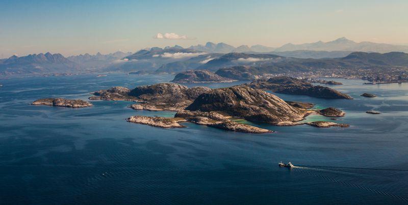Μπόντο, Νορβηγία