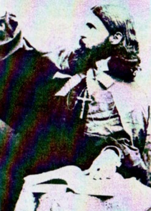 Ο νεστοριανός Αρχιεπίσκοπος Ιερουσαλήμ και Βαβυλώνας, Δρ. Νουρρί