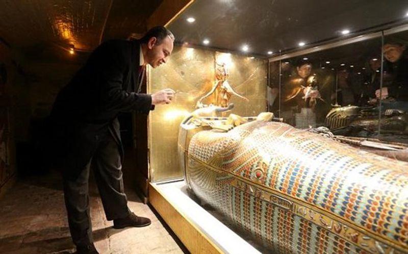 Η κατάρα των Φαραώ…