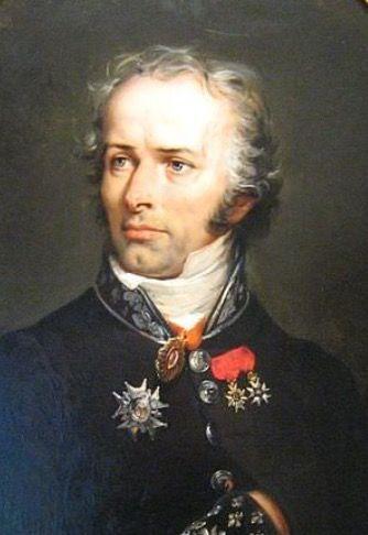 Στρατηγός Μαξιμίλιαν Σεμπαστιάν (03/02/1775 - 28/11/1825)
