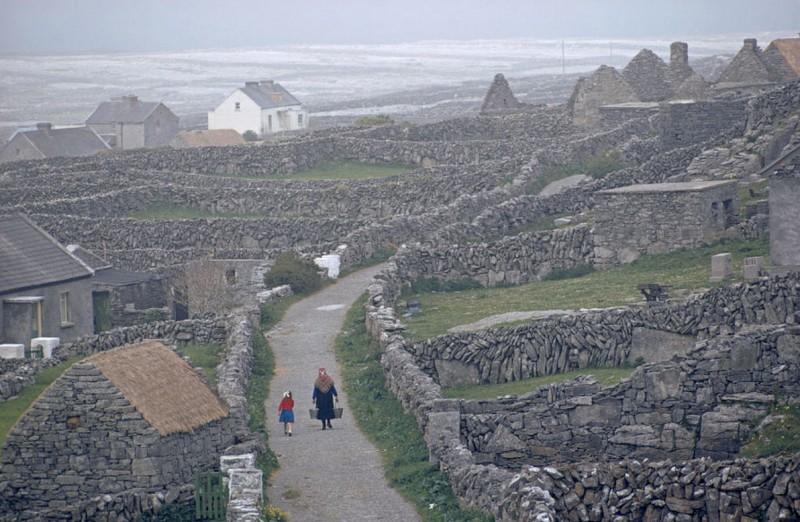 Νησιά Αράν, Ιρλανδία