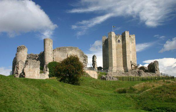 Κάστρο Conisbrough