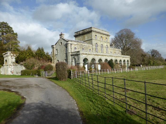 Ο Οίκος του Eastbury, στο Dorset της Αγγλίας