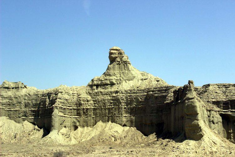 Η Σφίγγα της ερήμου του Μπαλοχιστάν
