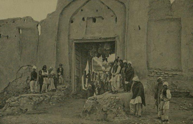 Το πέρασμα του Μεγάλου Αλεξάνδρου από την έρημο του Μπαλοχιστάν...