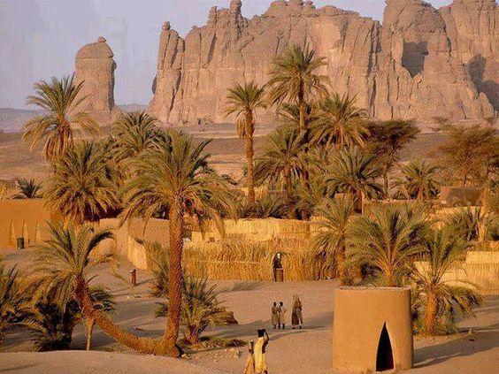 Όαση στην έρημο του Μπαλοχιστάν