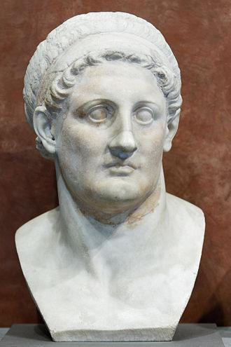 Πτολεμαίος Σωτήρ (367 π.Χ. - 283 π.Χ.)