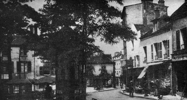 Πλατεία Du Tertre, Μονμάρτη