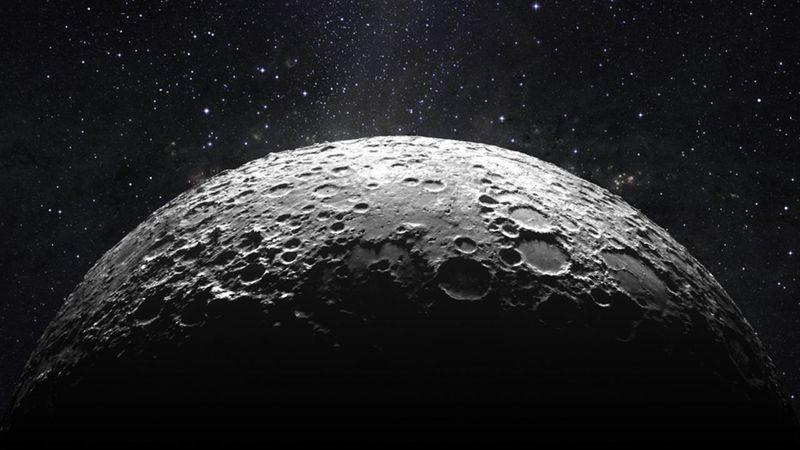 Η πιθανότητα ύπαρξης ζωής στο εσωτερικό της Σελήνης...