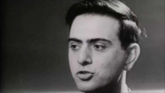 Ο νεαρός Δρ. Καρλ Σαγκάν, την εποχή που διατύπωνε τη θεωρία του