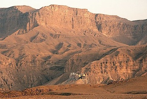 Το κοπτικό μοναστήρι στο Nag Hammadi