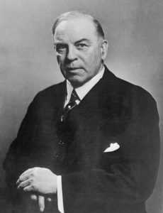 William Lyon Mackenzie King (17/12/1874 - 22/07/1950)