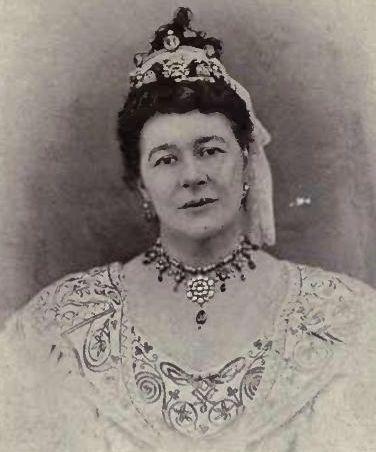 Μαρκησία Ishbel Hamilton Gordon (15/03/1857 - 18/04/1939)
