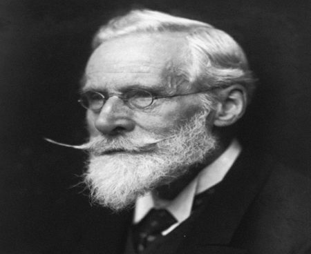 Sir William Crookes (17/07/1832 - 04/04/1919)