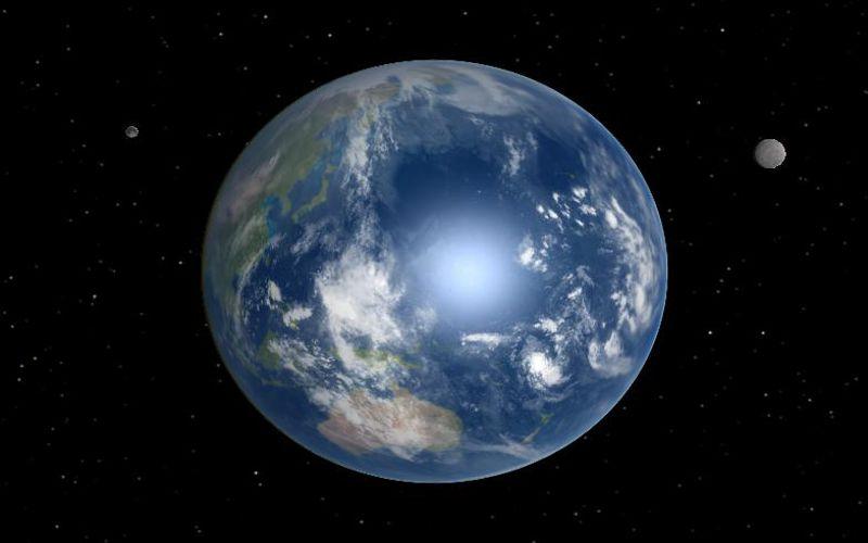 Η θεωρία για την ύπαρξη δεύτερης Σελήνης...