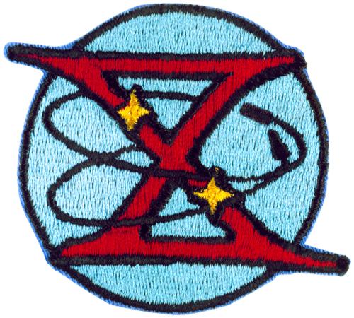 Το επίσημο έμβλημα της αποστολής Gemini X