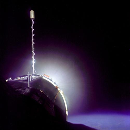 Έπειτα από την επιτυχή σύνδεση του Gemini X με το Agena