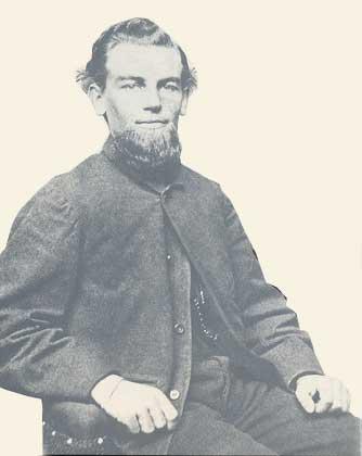 """Ο Πλοίαρχος του """"Mary Celeste"""", Benjamin Spooner Briggs"""