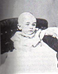 Sophia Matilda, η δίχρονη κόρη του ζεύγους Briggs