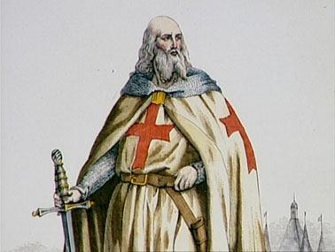 Hugues de Payens (1070 - 1136)