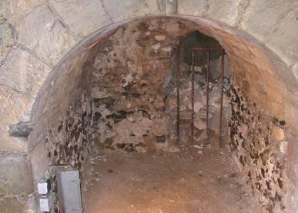 Στα υπόγεια του Chateau de Gisors