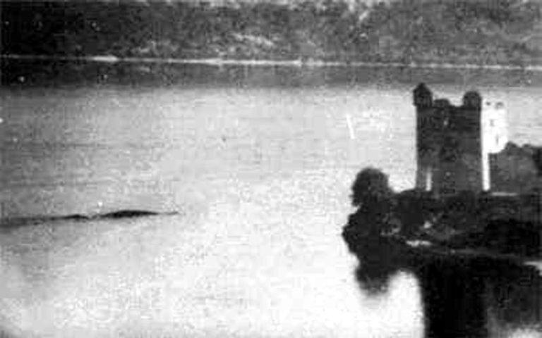 Οι έρευνες στη λίμνη Λοχ Νες...
