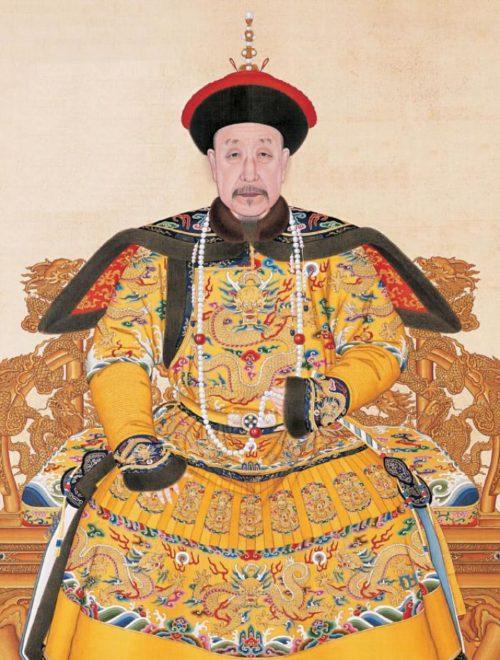 Κιεν-Λονγκ, ο 6ος Αυτοκράτορας της Κίνας
