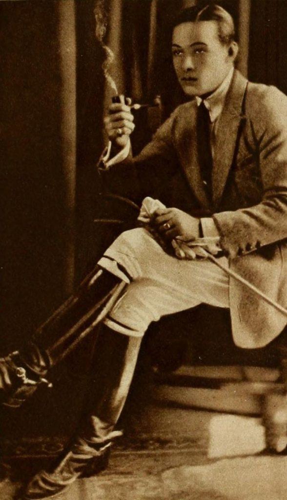 Ροδόλφο Βαλεντίνο (06/05/1895 - 23/08/1926)