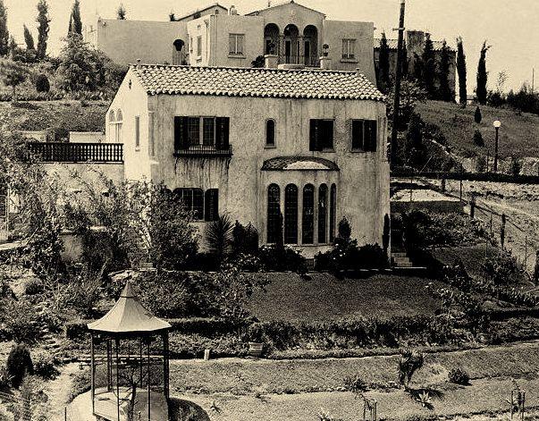 Το Falcon Lair, στο Beverly Hills της California