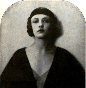 Natacha Rambova (19/01/1897 - 05/06/1966)