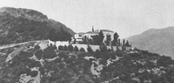 Falcon Lair, το σπίτι που έζησε ο Ροδόλφο Βαλεντίνο