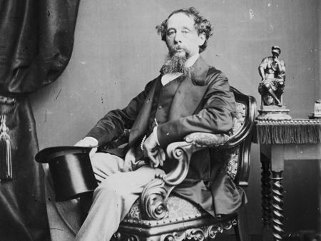 Charles Dickens (07/02/1812 - 09/06/1870)