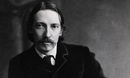 Robert Louis Stevenson (13/11/1850 - 03/12/1894)