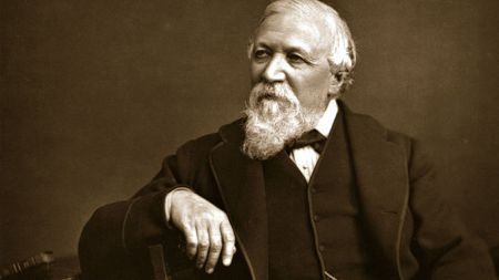Robert Browning (07/05/1812 - 12/12/1889)