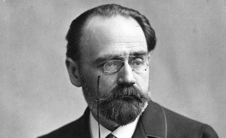 Emile Zola (02/04/1840 - 29/09/1902)
